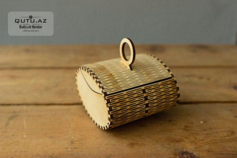 Laser Cut Wooden Special Gift Box 3mm Free CDR Vectors Art