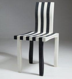 Laser Cut Solid Chair Free CDR Vectors Art