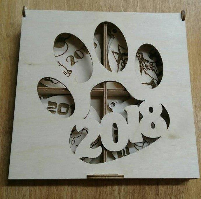 Box 2018 Free CDR Vectors Art