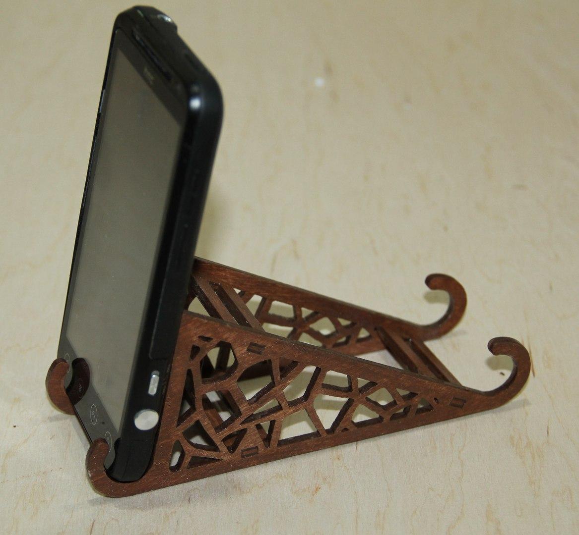 Telefon Stand Free CDR Vectors Art