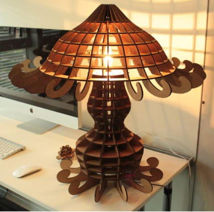 Lampa Free CDR Vectors Art