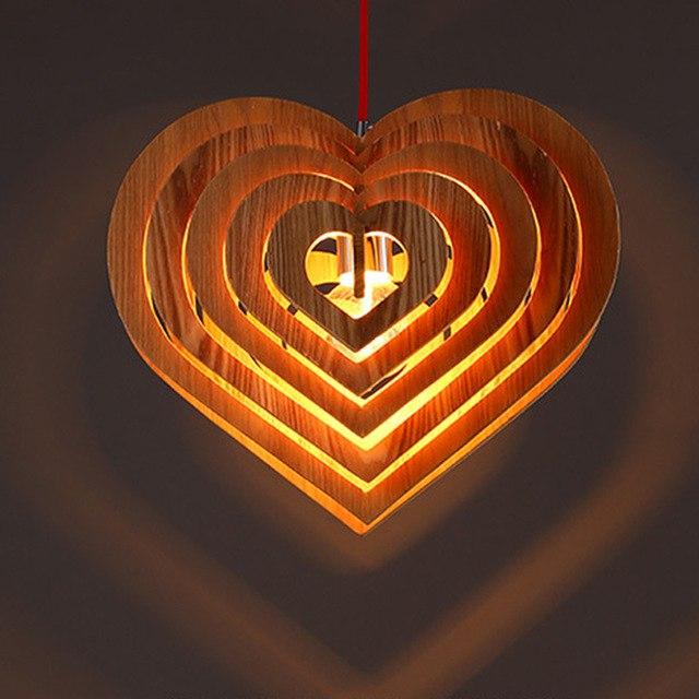 Laser Cut Lamp Fiery Heart Danko Free CDR Vectors Art