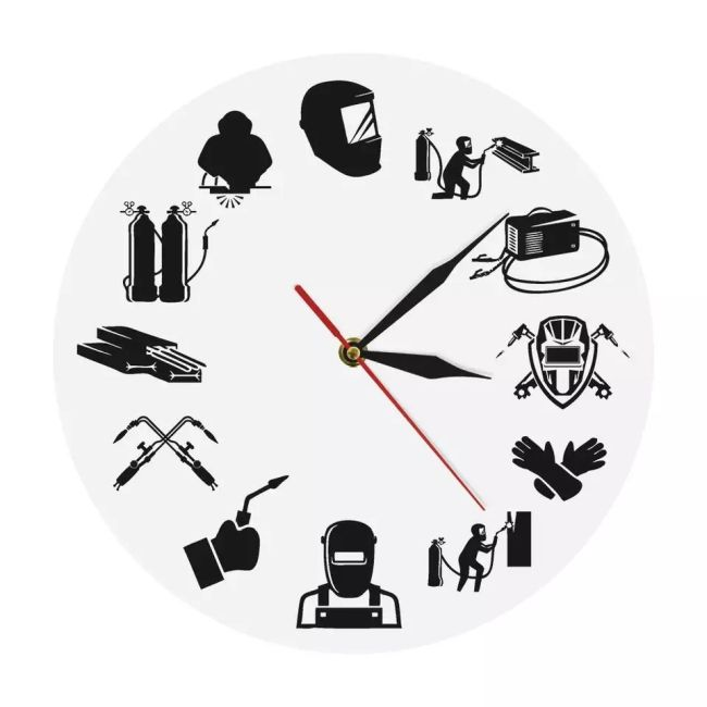 Watches For Welders For Laser Cutting Free CDR Vectors Art