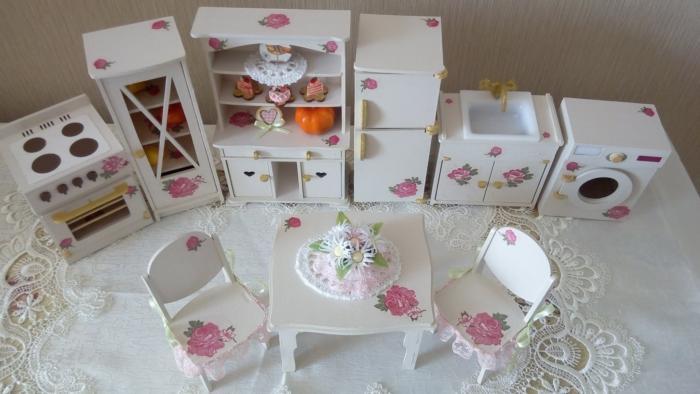Diy Miniature Dollhouse Room Cnc Router Plans For Laser Cut Free CDR Vectors Art