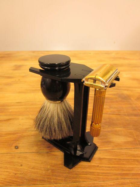 Shave Stand Diy Laser Cut Free CDR Vectors Art