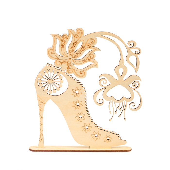 Amazing Jewelry Organizer Jewelry Stand For Laser Cut Free CDR Vectors Art