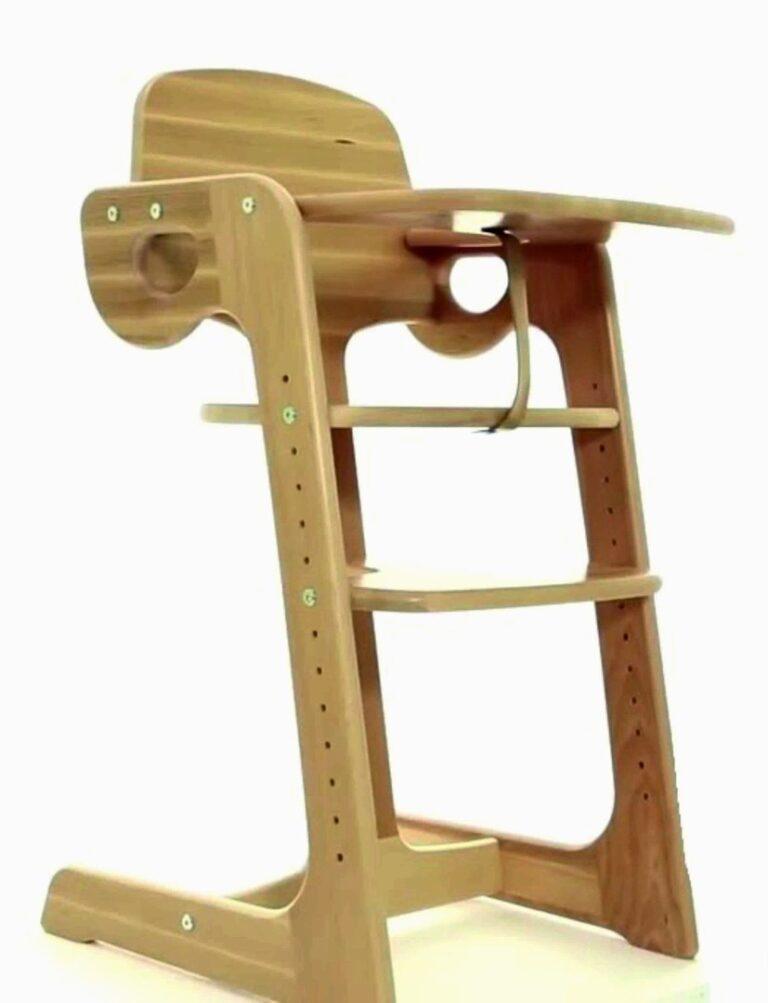 Feeding Chair For Laser Cut Free CDR Vectors Art