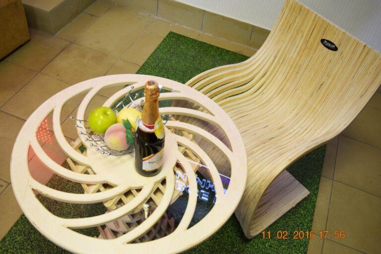 Router Cut Furniture v24 For Laser Cut Free CDR Vectors Art
