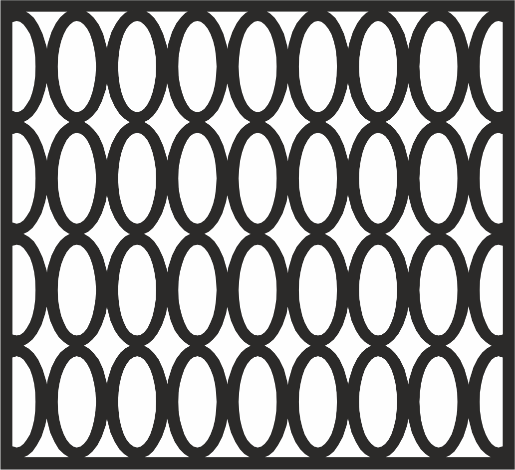 Seamless Curved Shape Pattern Free CDR Vectors Art