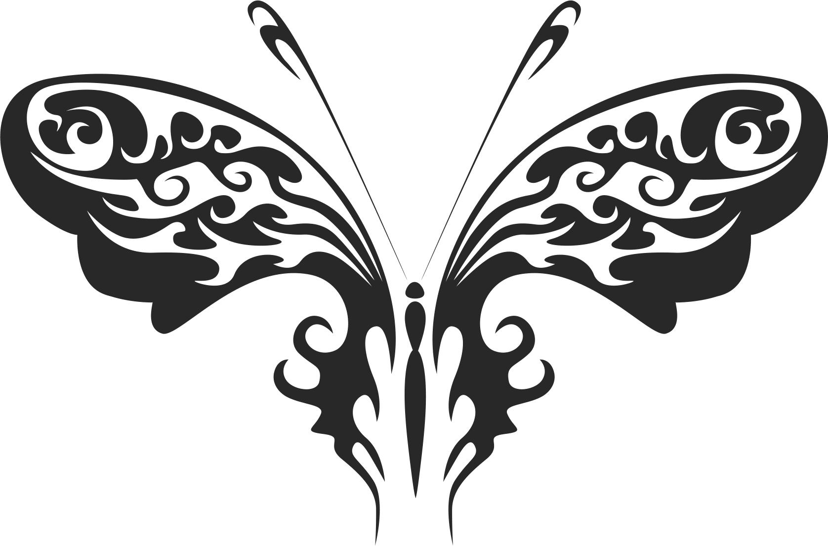 Butterfly Vector Art 030 Free CDR Vectors Art