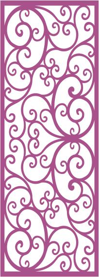 Panel Design Free CDR Vectors Art