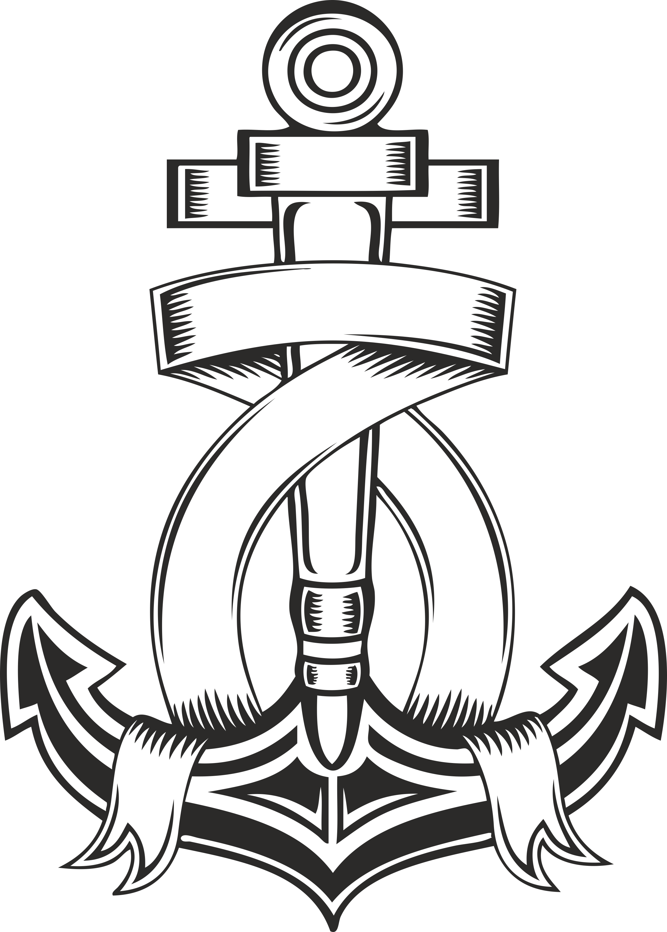 Collection Of Vector Anchor # 05 Free CDR Vectors Art