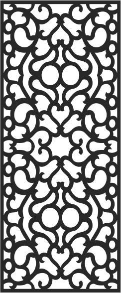 Jali Patterns Free CDR Vectors Art