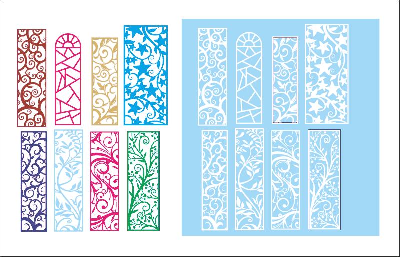 Big bundle of patterns Free CDR Vectors Art