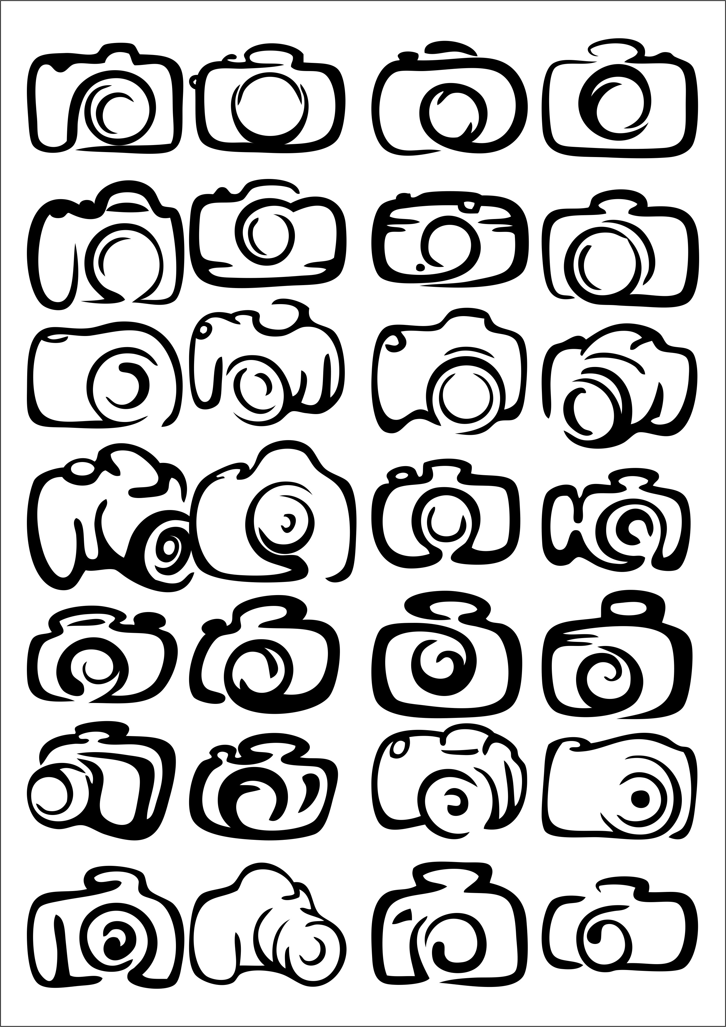 Camera Vector A Large Collection Of Camera Icons Free CDR Vectors Art