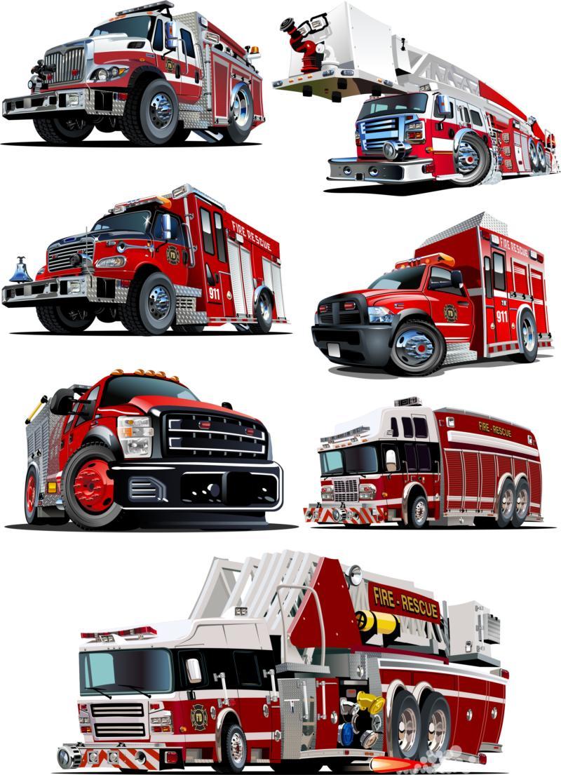Fire Machine Vector Free Download Free CDR Vectors Art