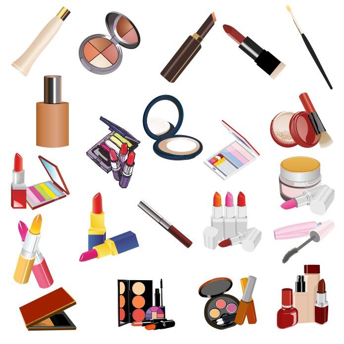 Collection Of Excellent Vector Cosmetics Free CDR Vectors Art