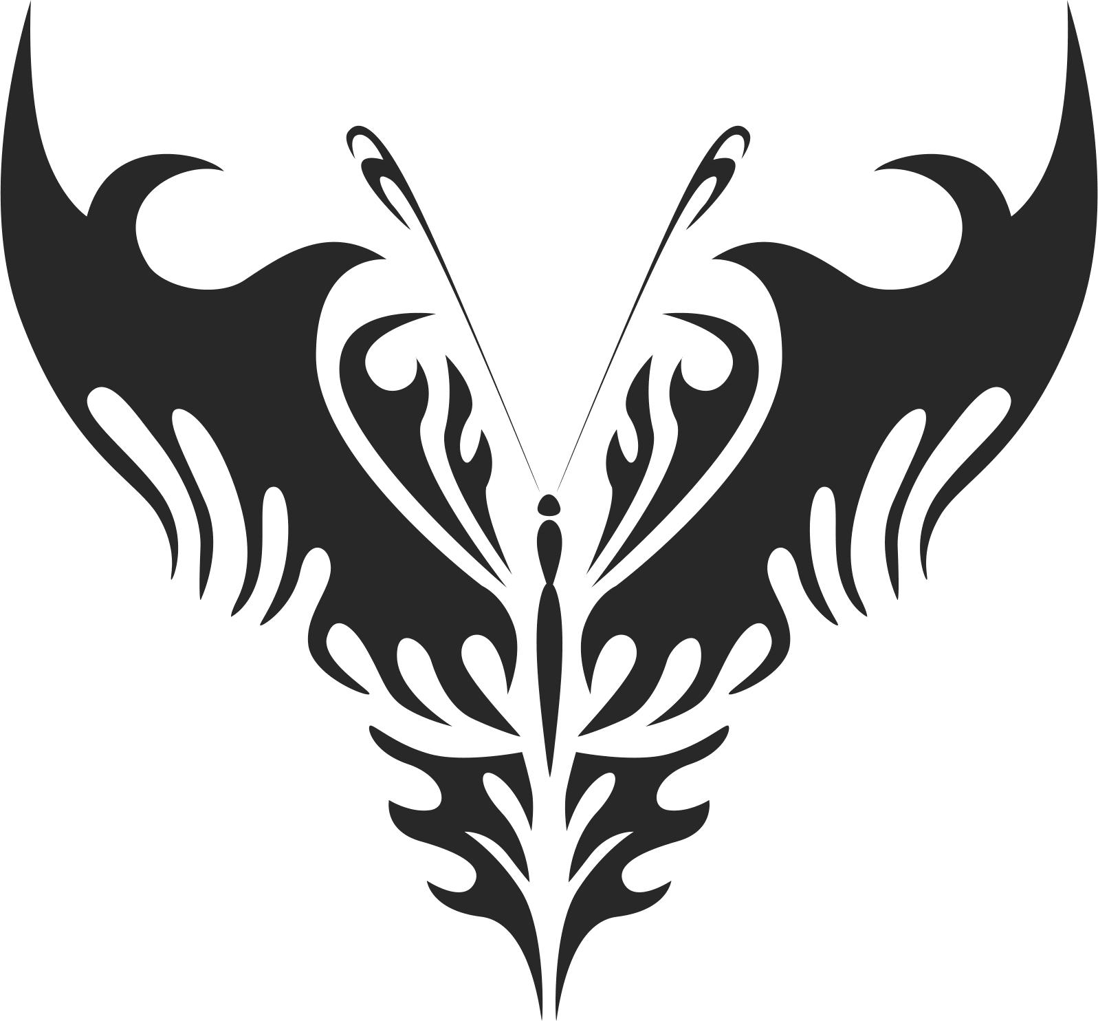 Butterfly Vector Art Free CDR Vectors Art