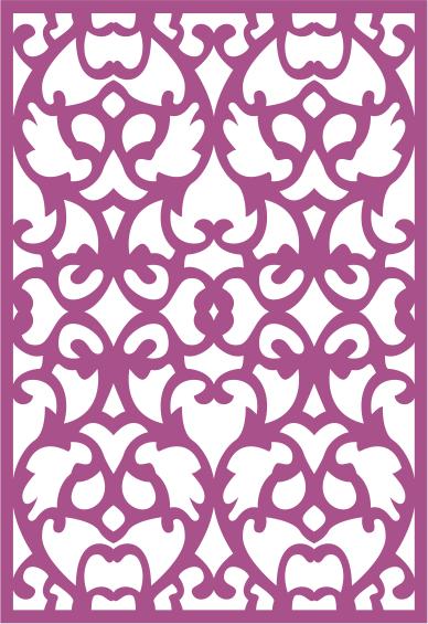 Floral Pattern Design Seamless Free CDR Vectors Art