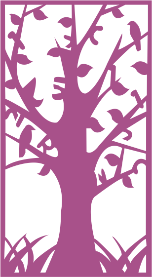 Tree Without Leaves Silhouette Free CDR Vectors Art