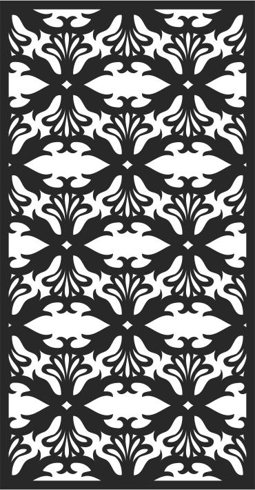 Seamless Black White Pattern Free CDR Vectors Art