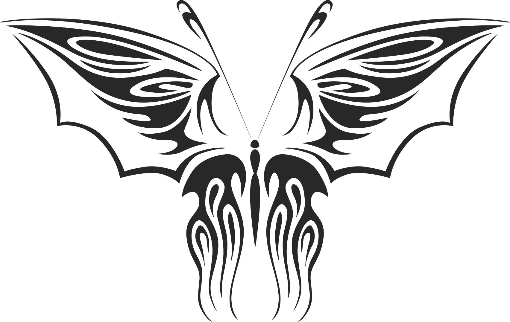 Butterfly Vector Art 012 Free CDR Vectors Art