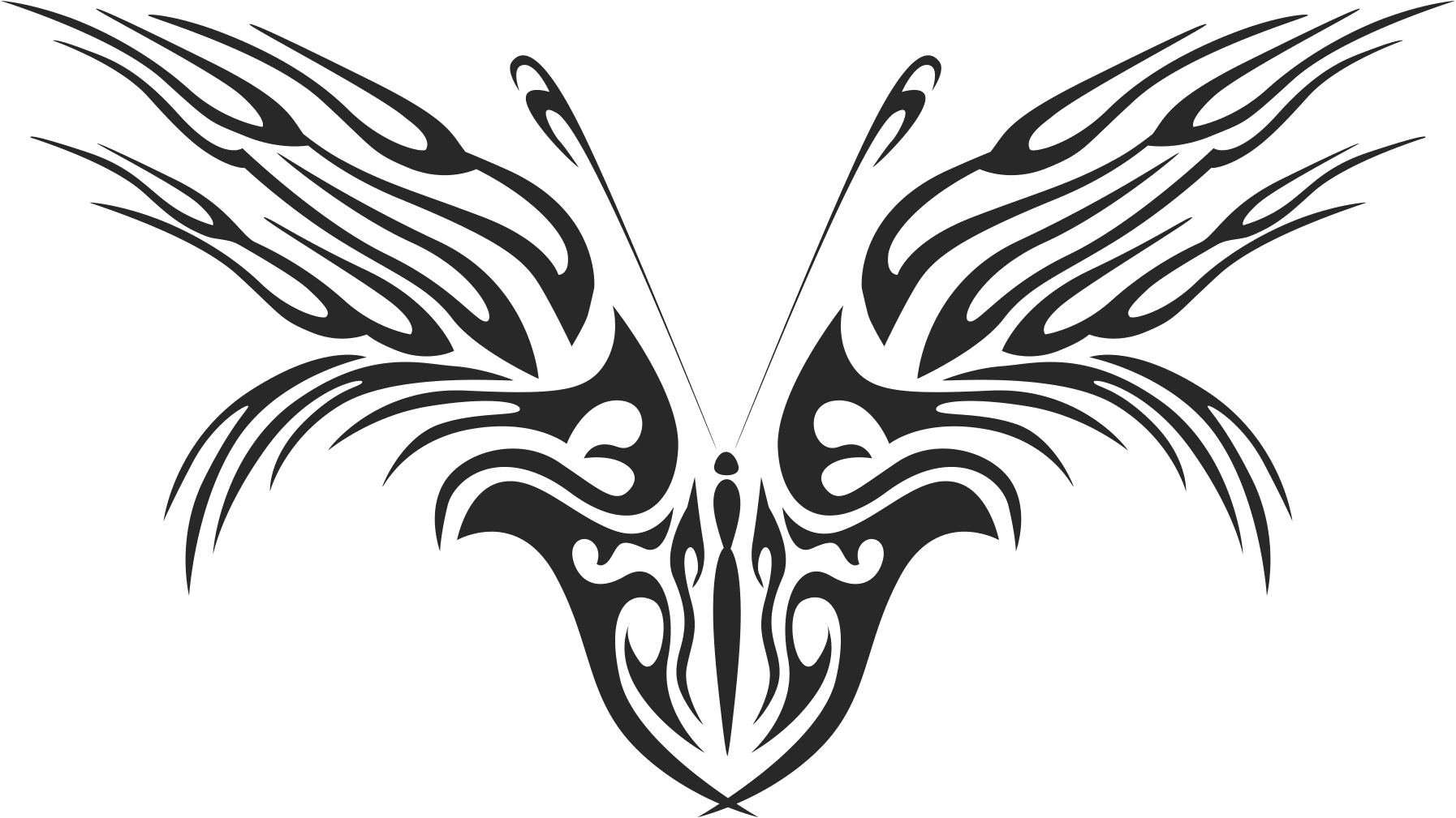 Butterfly Vector Art 046 Free CDR Vectors Art