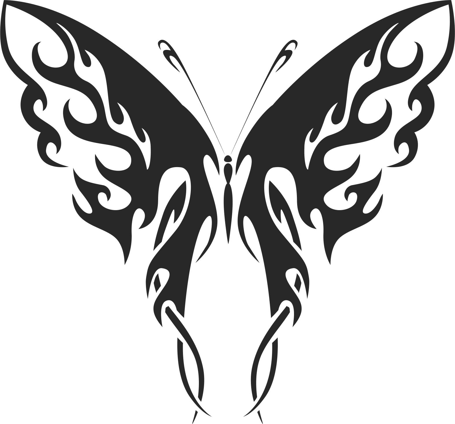 Butterfly Vector Art 041 Free CDR Vectors Art