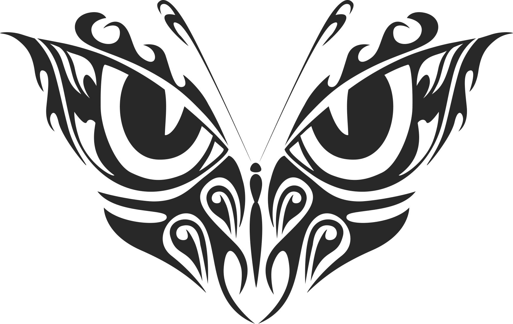 Butterfly Vector Art 033 Free CDR Vectors Art