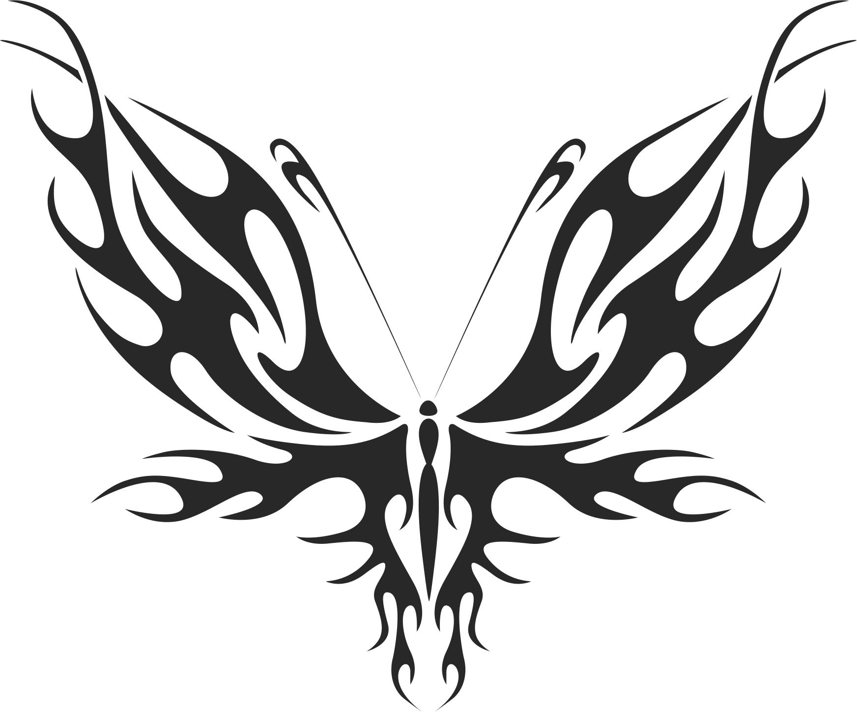 Butterfly Vector Art 031 Free CDR Vectors Art
