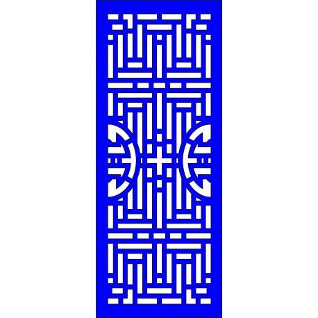 Cnc Panel Laser Cut Pattern File Cn l660 Free CDR Vectors Art