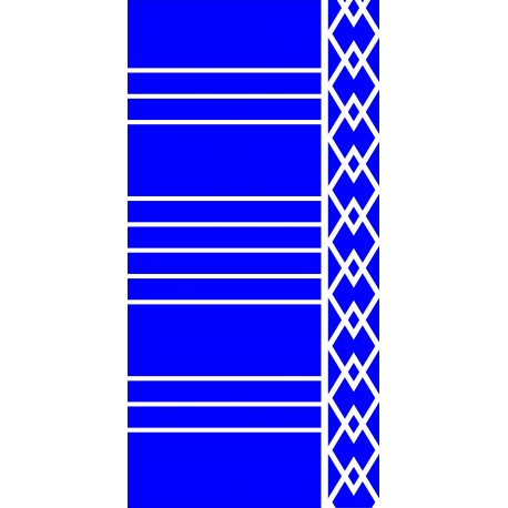 Cnc Panel Laser Cut Pattern File Cn m16 Free CDR Vectors Art