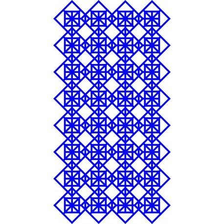 Cnc Panel Laser Cut Pattern File Cn m18 Free CDR Vectors Art