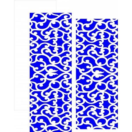 Cnc Panel Laser Cut Pattern File Cn m35 Free CDR Vectors Art