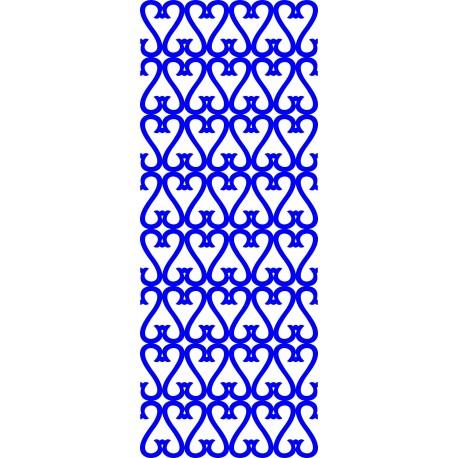 Cnc Panel Laser Cut Pattern File Cn m39 Free CDR Vectors Art