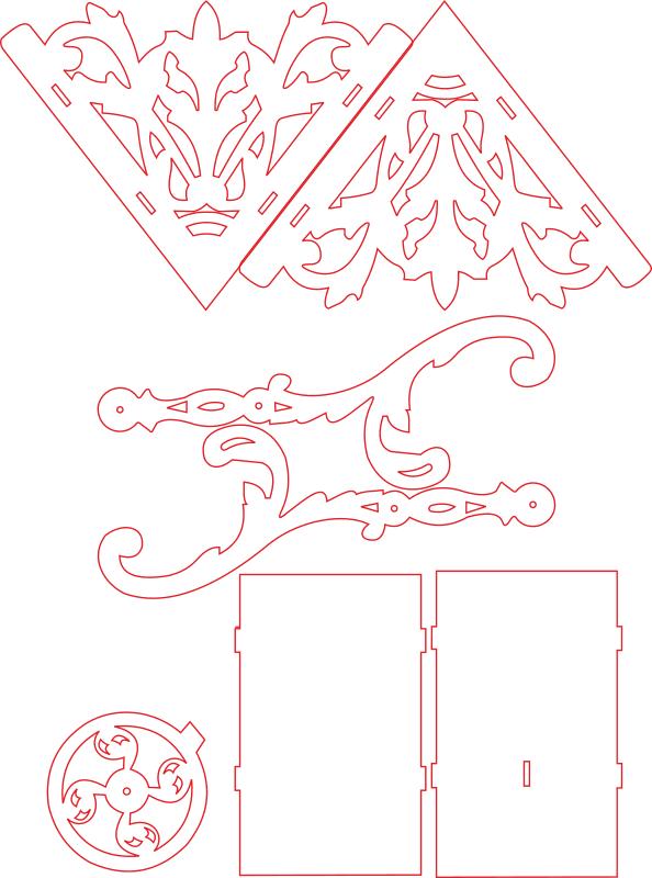 Graphique عربة Free CDR Vectors Art