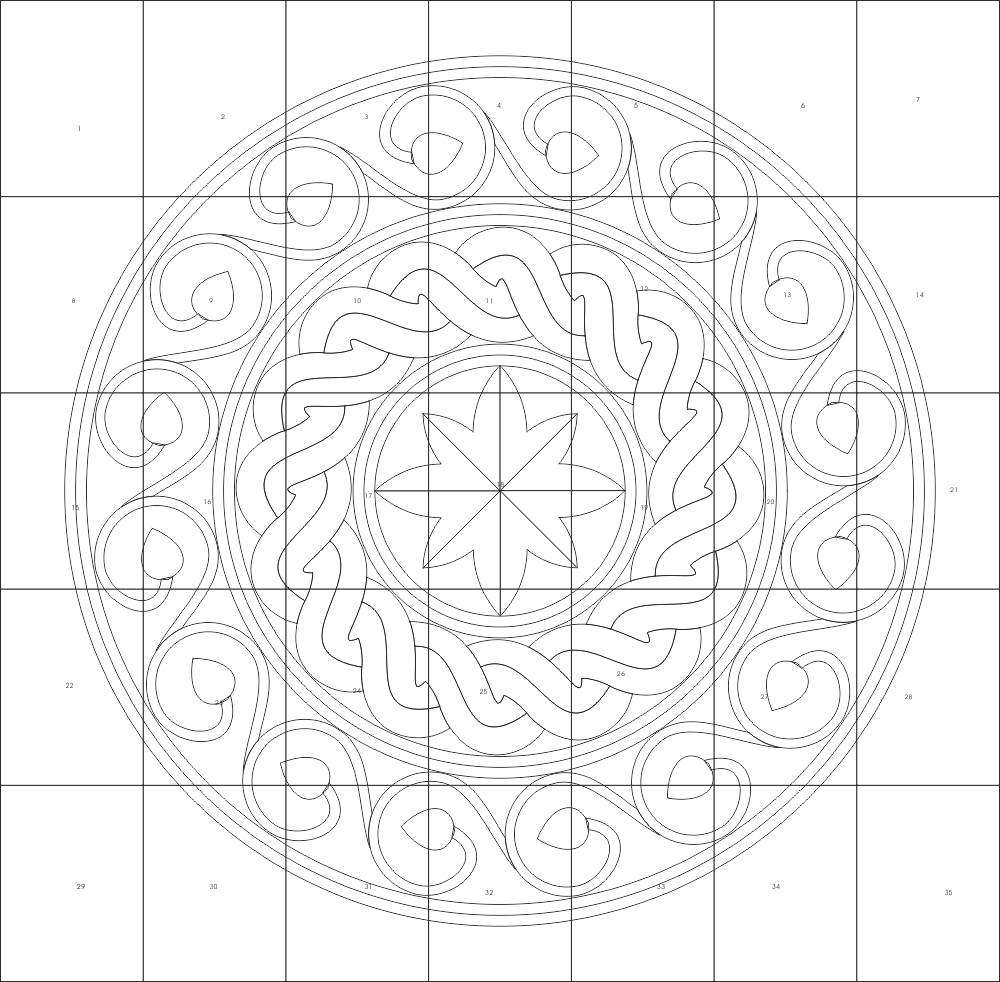 Mandala Ornaments 020816 Free CDR Vectors Art