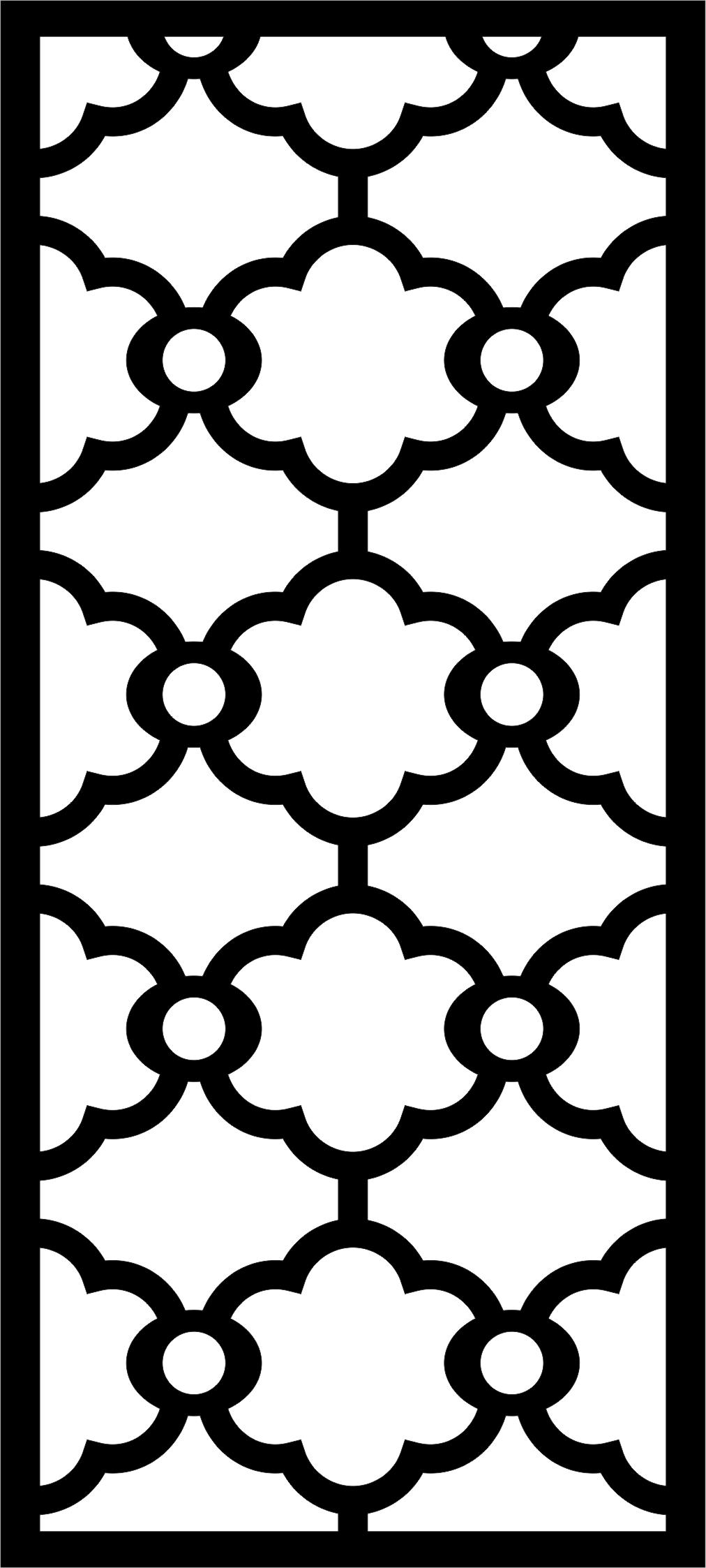 Iron Grill Design Free CDR Vectors Art