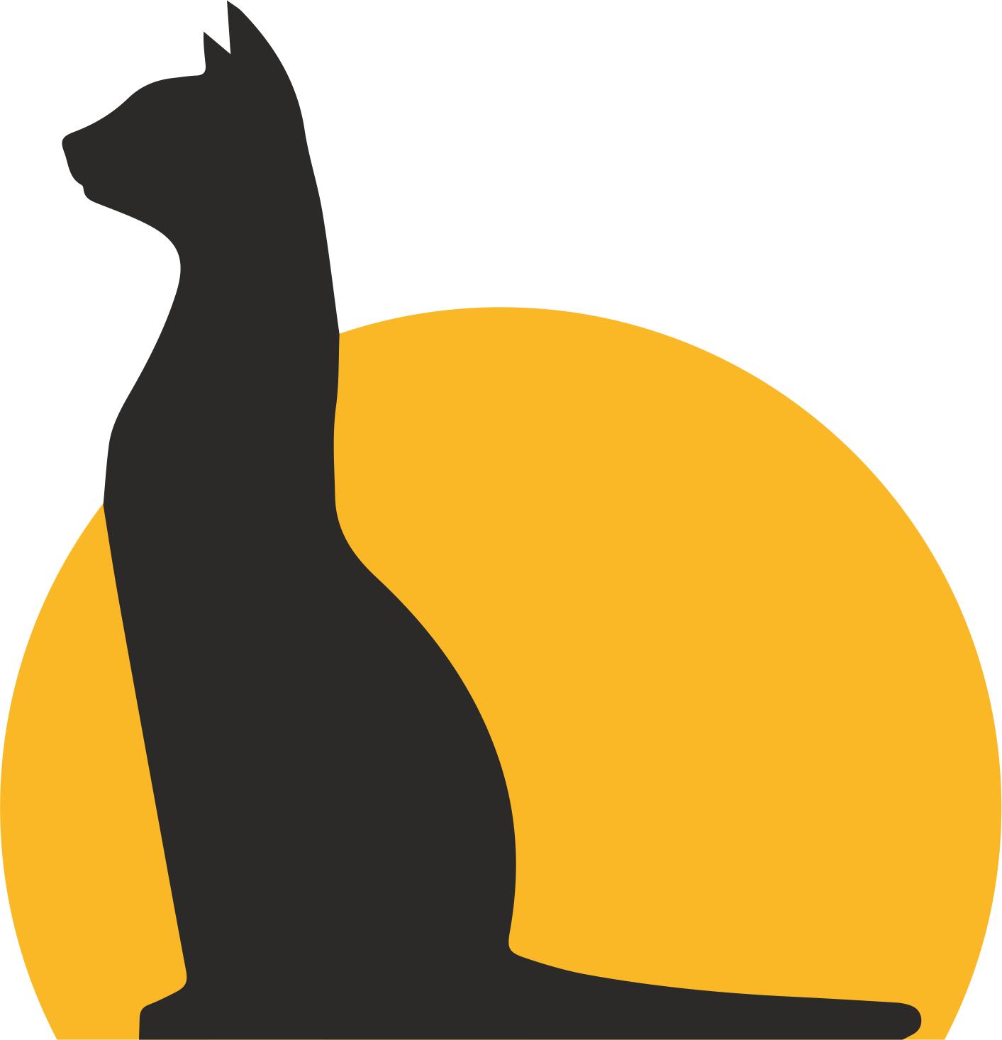 TV-2 Logo Cat Without Border Free CDR Vectors Art
