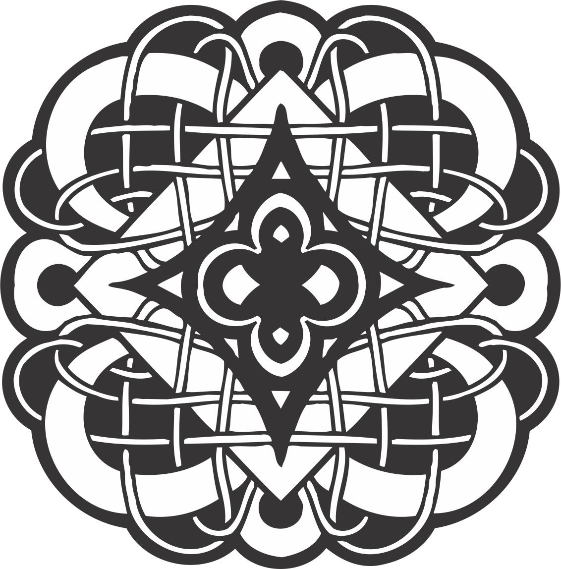 Celtic Free CDR Vectors Art