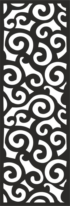 CNC Design Pattern Free CDR Vectors Art