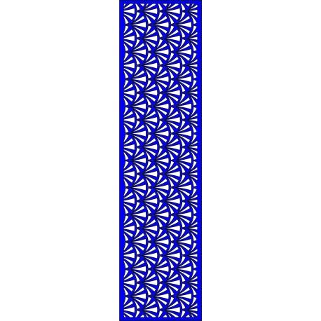 Cnc Panel Laser Cut Pattern File cn-l600 Free CDR Vectors Art