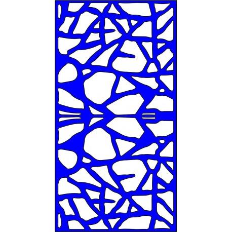 Cnc Panel Laser Cut Pattern File cn-l562 Free CDR Vectors Art