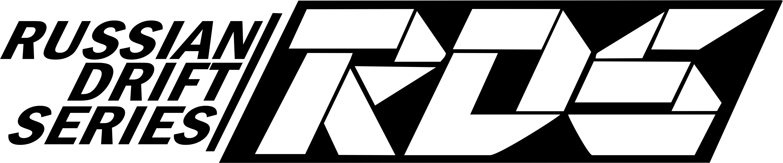 RDS Russian Drift Series logo Free CDR Vectors Art