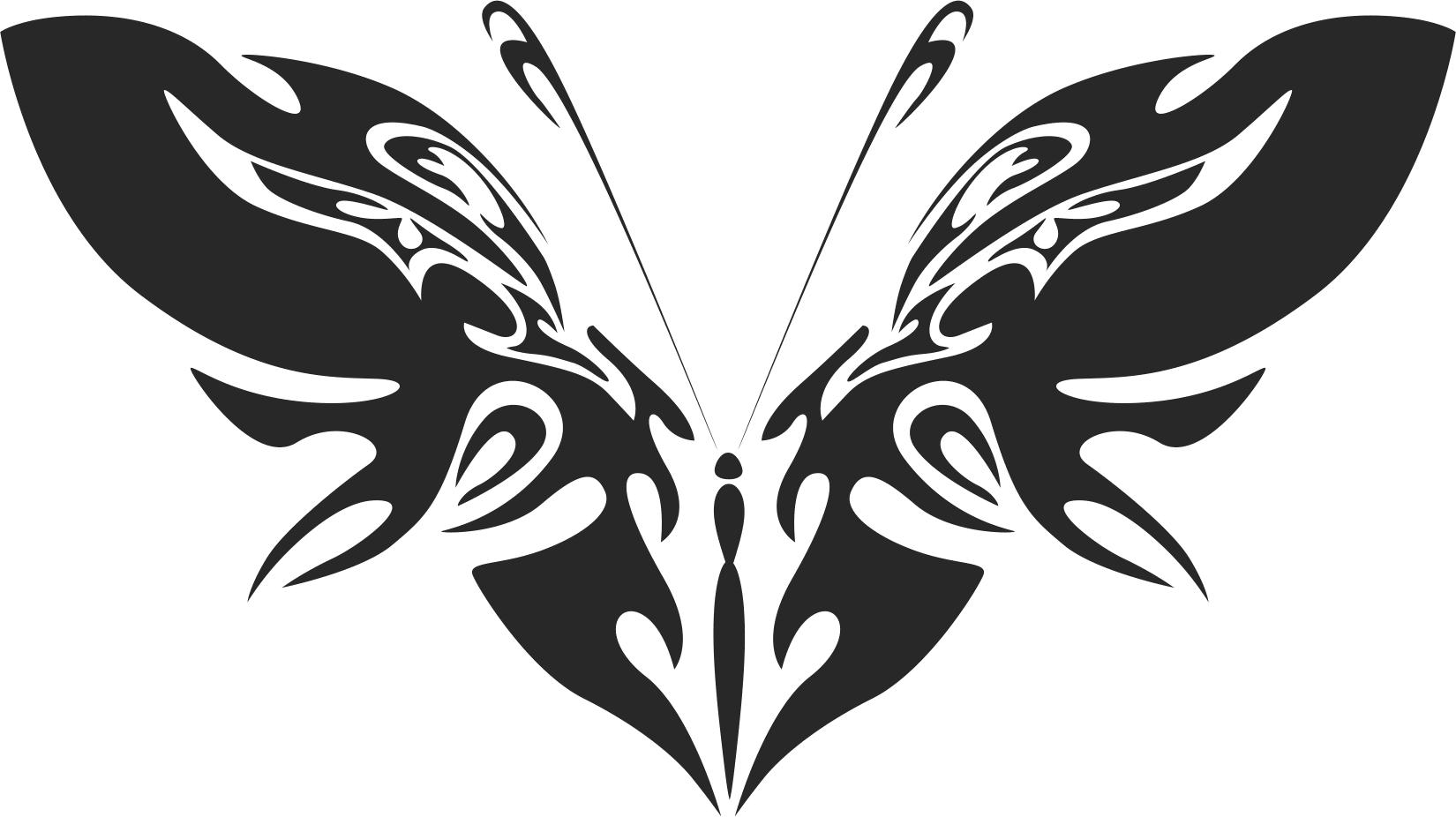Butterfly Vector Art 042 Free CDR Vectors Art