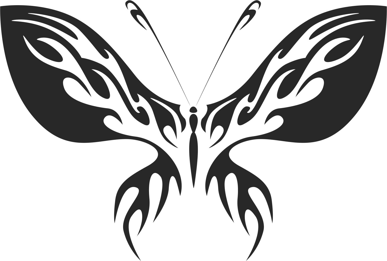 Butterfly Vector Art 013 Free CDR Vectors Art
