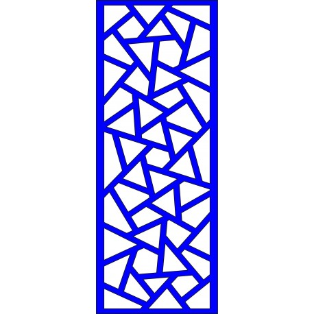Cnc Panel Laser Cut Pattern File cn-l497 Free CDR Vectors Art