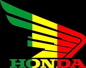 Honda Reagae Logo Free CDR Vectors Art