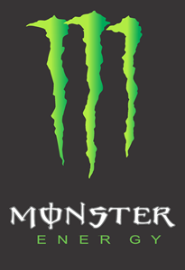 Monster Energy Drink Logo Free CDR Vectors Art