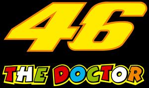 The Doctor 46 Logo Free CDR Vectors Art